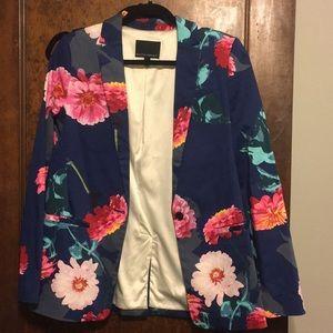 Fabulous floral statement jacket
